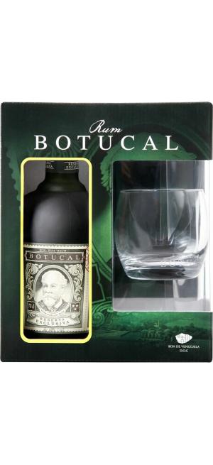 """Ром """"Botucal"""" Reserva Exclusiva, gift box & glass, 0.7 л"""