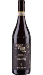 Вино Enrico Serafino, Barolo del Comune di Serralunga d'Alba DOCG, 2016, 0.75 л