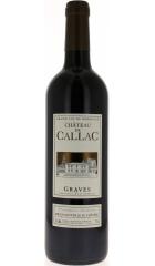 Вино Chateau de Callac, Graves AOC, 2016, 0.75 л