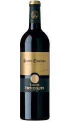 Вино Louis Eschenauer, Saint-Emilion AOP, 2018, 0.75 л