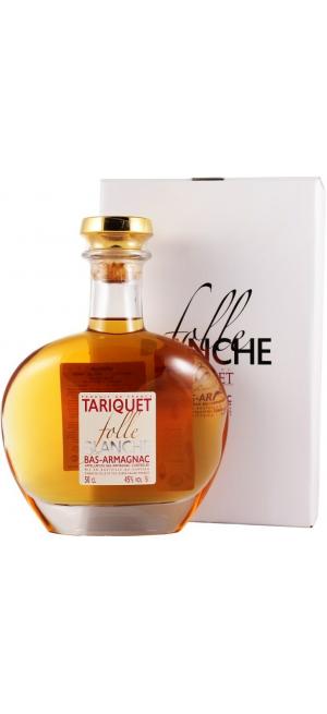 "Арманьяк Chateau du Tariquet ""Folle Blanche"", Bas-Armagnac AOC, gift box, 0.5 л"