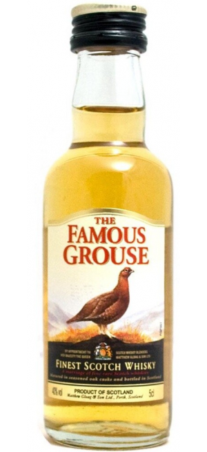 """Виски """"The Famous Grouse"""" Finest, 50 мл"""