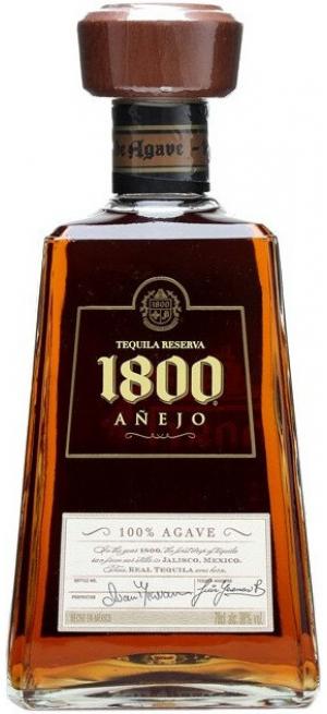 "Текила Jose Cuervo, ""1800"" Anejo, 0.7 л"