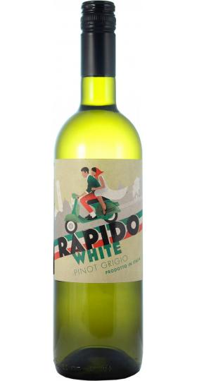 """Вино """"Rapido"""" White, Provincia di Pavia IGT, 2019, 0.75 л"""