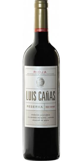 """Вино """"Luis Canas"""" Reserva, Rioja DOC, 2013, 0.75 л"""