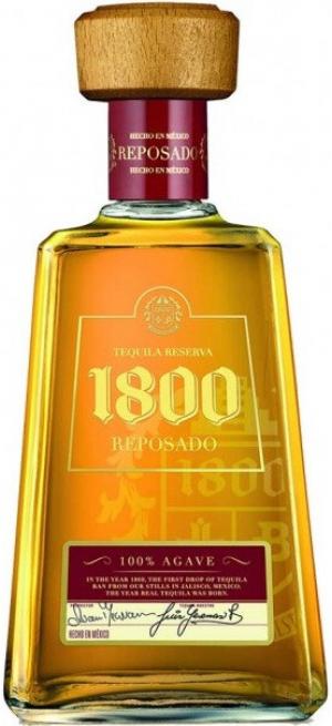 """Текила Jose Cuervo, """"1800"""" Reposado, 0.7 л"""