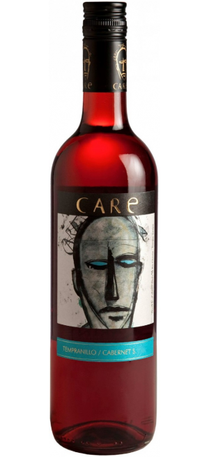 "Вино ""Care"" Rosado, Carinena DO, 2019, 0.75 л"