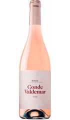 "Вино ""Conde Valdemar"" Rose, Rioja DOCa, 2019, 0.75 л"