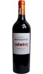 Вино Chateau Mongravey Cru Bourgeois, Margaux AOC, 2015, 0.75 л