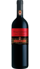 "Вино ""Decordi"" Negroamaro, Puglia IGT, 0.75 л"