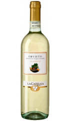 Вино La Carraia, Orvieto Classico DOC, 2019, 0.75 л