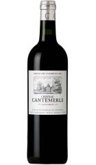 Вино Chateau Cantemerle, Haut-Medoc AOC 5-me Grand Cru, 2005, 0.75 л