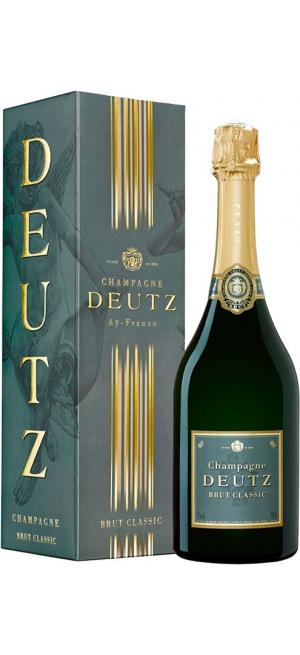 Шампанское Deutz Brut Classic, gift box, 0.75 л