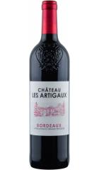 Вино Chateau les Artigaux, Bordeaux AOP, 0.75 л