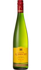Вино Lucien Albrecht, Riesling Reserve, Alsace AOC, 2018, 750 мл