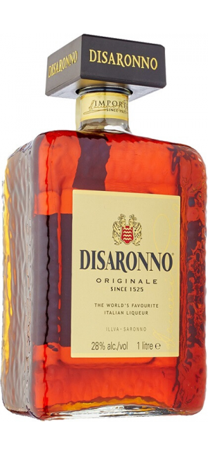 Ликер Disaronno Originale, 1 л