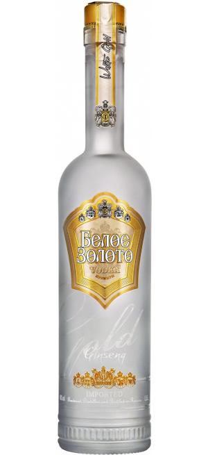 """Водка """"Белое золото"""" Премиум, 0.7 л"""