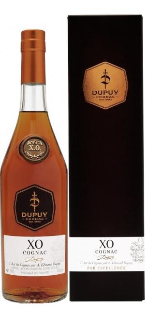 "Коньяк ""Dupuy"" XO, gift box, 0.7 л"