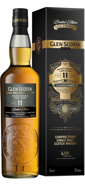 "Виски ""Glen Scotia"" 11 Years, Sherry Double Cask Finish, gift box, 0.7 л"