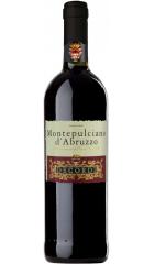 "Вино ""Decordi"" Montepulciano d'Abruzzo DOC, 2019, 0.75 л"