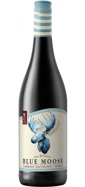 "Вино The Grape Grinder, ""Blue Moose"", 0.75 л"