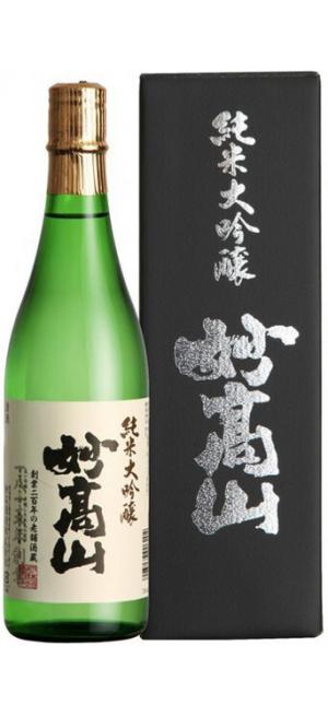 "Саке ""Myokosan"" Daiginjo, gift box, 720 мл"