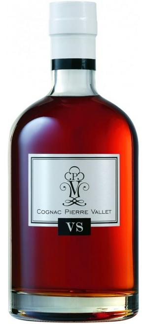"""Коньяк """"Pierre Vallet"""" VS, 0.7 л"""