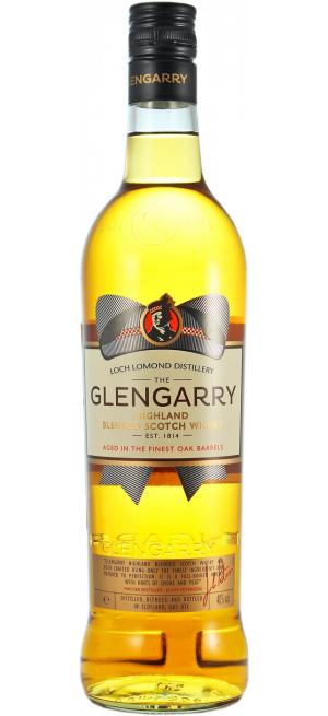 "Виски ""Glengarry"" Blended, 1 л"