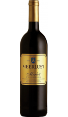 Вино Meerlust, Merlot, Stellenbosch WO, 2016, 0.75 л