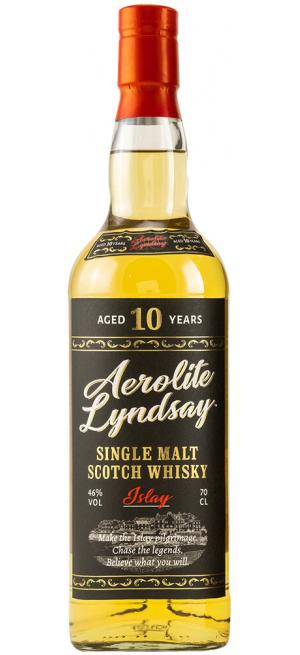 "Виски ""Aerolite Lyndsay"" 10 Years Old, 0.7 л"