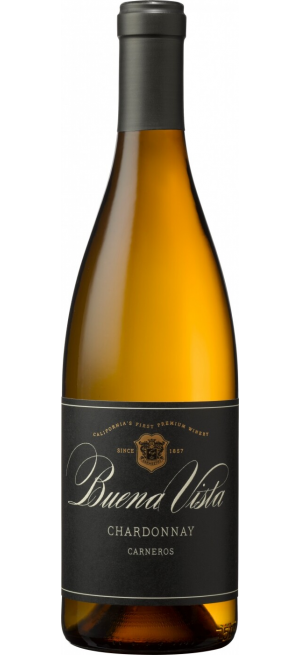 Вино Buena Vista, Chardonnay, Carneros, 2019, 0.75 л