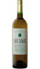 "Вино ""Luis Canas"" Blanco, Rioja DOC, 2017, 0.75 л"