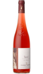 """Вино Gabriel Meffre, """"Les Amarines"""", Tavel AOC, 2018, 0.75 л"""