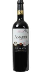 "Вино Bodegas Olarra, ""Anares"" Reserva, Rioja DOCa, 2016, 0.75 л"
