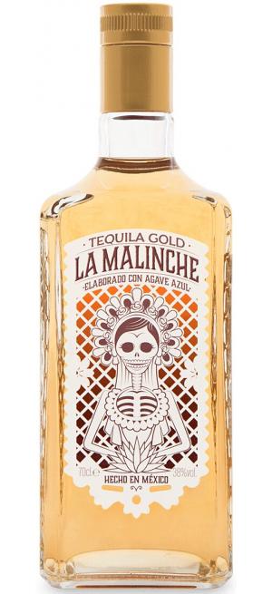 """Текила """"La Malinche"""" Gold, 0.7 л"""