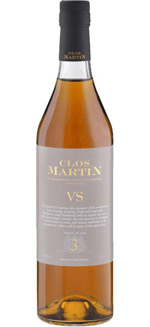 "Арманьяк ""Clos Martin"" VS, Bas-Armagnac AOC, 0.7 л"