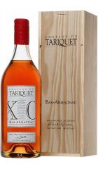"Арманьяк ""Chateau du Tariquet"" XO, Bas-Armagnac AOC, wooden box, 1.5 л"