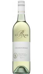 "Вино Calabria, ""Richland"" Chardonnay, 2018, 0.75 л"