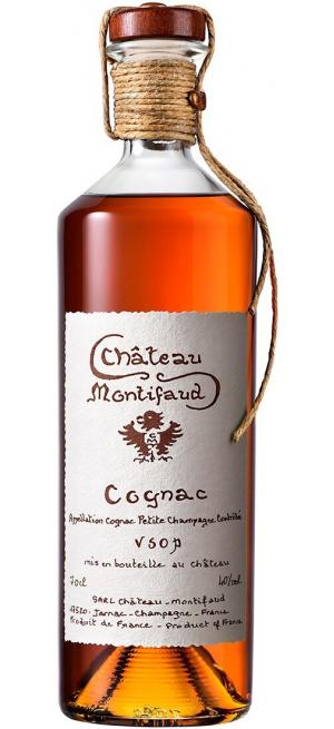 """Коньяк Chateau de Montifaud VSOP """"Millenium"""", Fine Petite Champagne AOC, 0.7 л"""