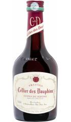 """Вино Cellier des Dauphins, """"Prestige"""" Rouge, Cotes du Rhone AOC, 250 мл"""