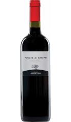 """Вино Argentiera, """"Poggio ai Ginepri"""" Rosso, 2019, 0.75 л"""