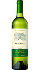 """Вино """"La Reine Clarisse"""" Blanc, Bordeaux AOC, 2016, 0.75 л"""