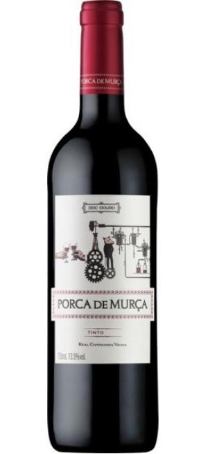 "Вино Real Companhia Velha, ""Porca de Murca"" Tinto, Douro DOC, 2018, 0.75 л"