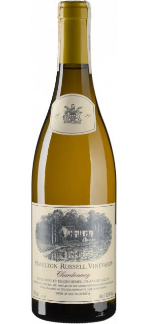 Вино Hamilton Russell Vineyards, Chardonnay, Hemel-en-Aarde Valley, 2020, 0.75 л