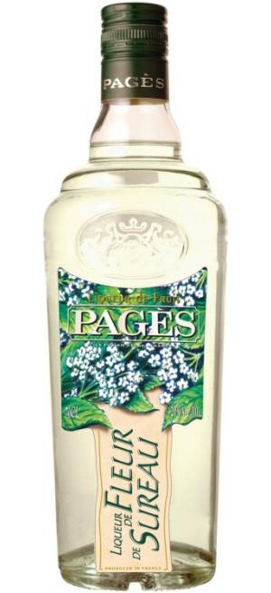 Ликер Pages, Fleur d...