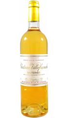 Вино Chateau Villefranche, Sauternes AOC, 2018, 0.75 л