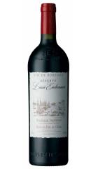 Вино Louis Eschenauer, Bordeaux Superieur AOC Reserve, 2017, 0.75 л