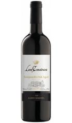 "Вино ""Los Condes"" Tempranillo Oak Aged, Catalunya DO, 2018, 0.75 л"