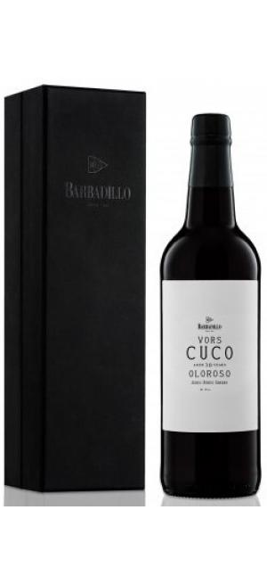 Херес Barbadillo, VORS Oloroso Seco, 30 years, Jerez DO, gift box, 0.75 л