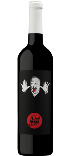 "Вино Luis Pato, ""Rebel"" Tinto, 2016, 0.75 л"